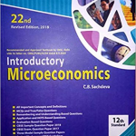 Introductory Microeconomics by C B Sachdeva